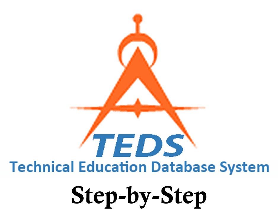 TEDS Step by Step Logo
