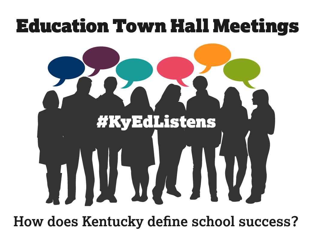 Education Town Hall Meetings