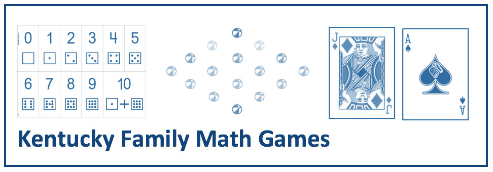 Kentucky Family math games