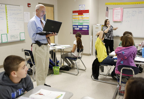 Kentucky Department of Education : Observation by Certified ...